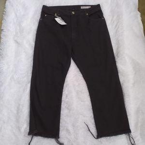 ASOS Curve Denim Womens Mom Jeans